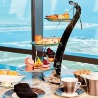 Jeudi 24 septembre 14H - Afternoon Tea Observation deck Jumeirah - Jeudi 24 septembre 14:00-18:00