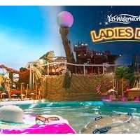 Yas waterworld, ladies day - Jeudi 17 septembre 14:00-22:00