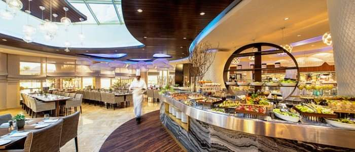 Vendredi 25 sept 13H - Buffet Brunch Ritz Carlton