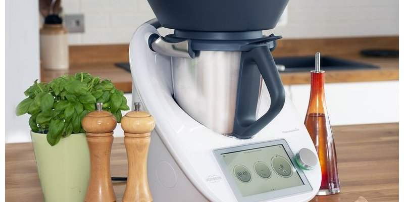 CUISINE AU THERMOMIX